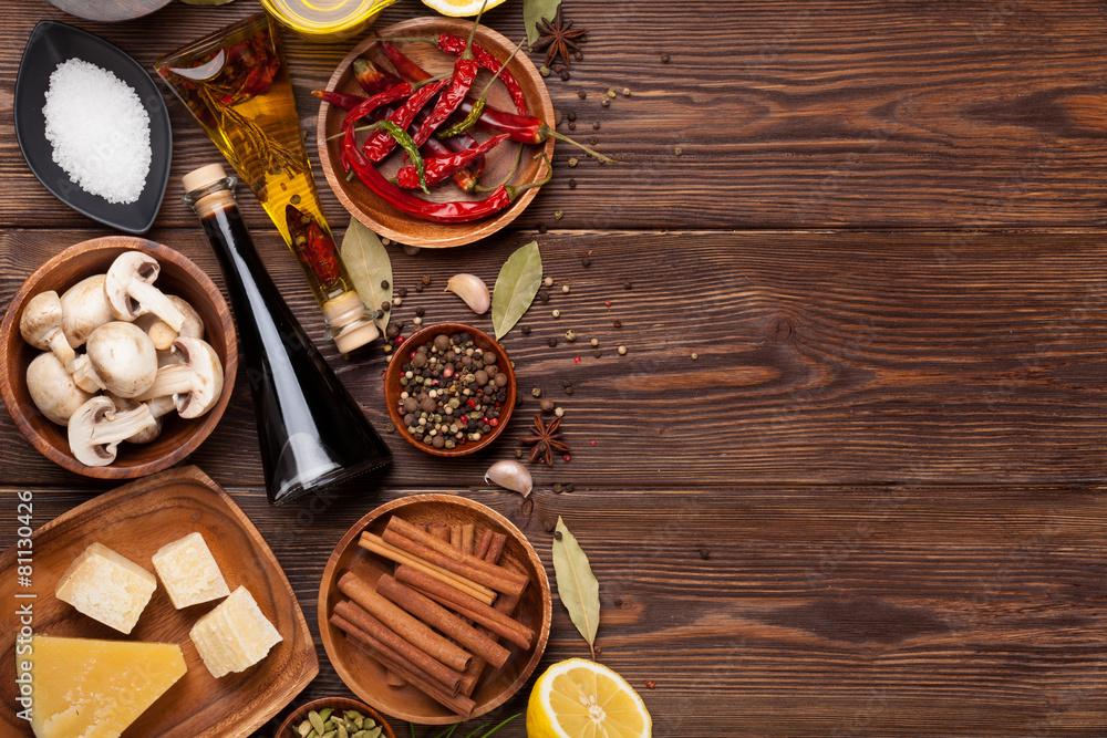 drewno jedzenie tło - powiększenie