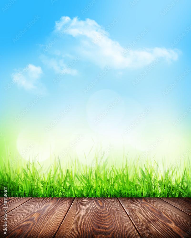 lato niebo chmura - powiększenie