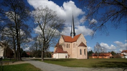 Doberlug Kloster vid 05 zeitraff