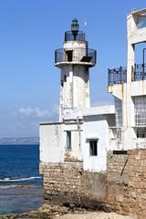 Tyre Lighthouse, Lebanon