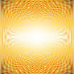Gold shining abstract background