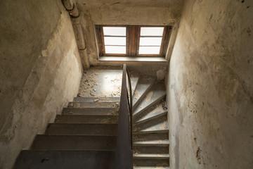 Treppenhaus lost places