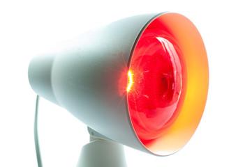 Rotlichtlampe
