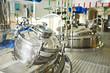 Leinwanddruck Bild - pharmaceutical industry