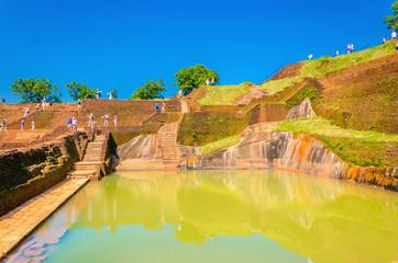 Sigiriya, Lion Rock Fortress, Sri Lanka