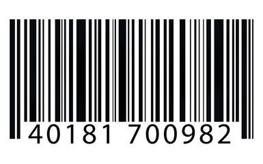 Bar Code Identity Marketing Data Encryption Concept