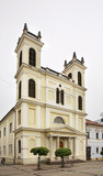 St. Francis Xavier cathedral in Banska Bystrica. Slovakia