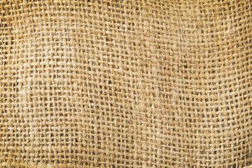 Texture of sack