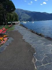 estate sul lago