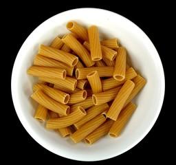 Rigatoni whole wheat pasta