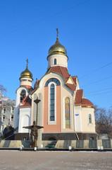 Храм князя-страстотерпца Игоря Черниговского, Владивосток