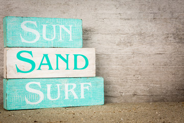 Summer Beach Decor