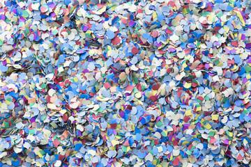 confetti background.