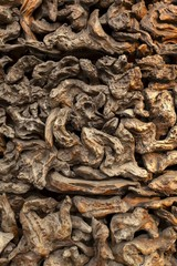 Wood art wall texture vertical style