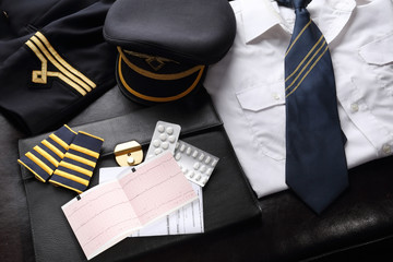 airplane pilot medical examination test