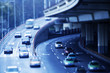 Shanghai road traffic - 81145634