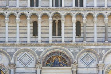 Baptistery of St. John in Piazza dei Miracoli,Pisa,Italy