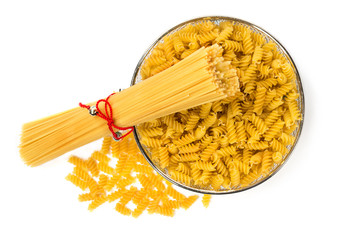 Pasta and macaroni