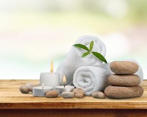 Spa Treatment. Spa Concept