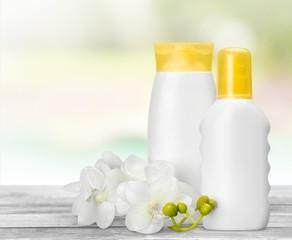 Cosmetics. Wellness: Green