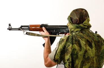 Ak-47 Kämpfer