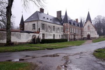 chateau d'argoules