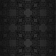 Dark background with floral vintage pattern