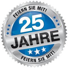 25 Jahre - Feiern Sie mit!