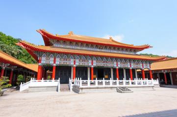 Confucius Temple in Taoyuan, Taiwan