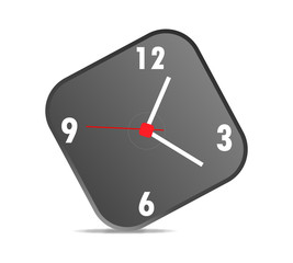 Vector big clock