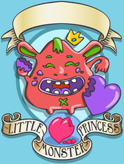 Game Tale - Spellbound Little Monster Princess - Banny