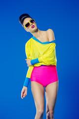 colourful fashion