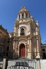 Chiesa di San Giuseppe - Ragusa Ibla