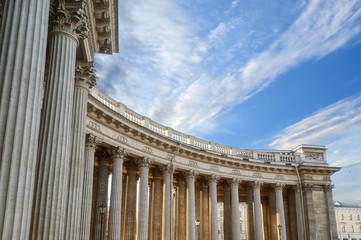 Colonnade of the Kazan Cathedral