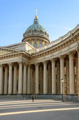 Kazan Cathedral in St. Petersburg