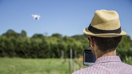 Drone uav control