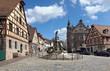 Leinwandbild Motiv Wendenbrunnen in Wendelstein