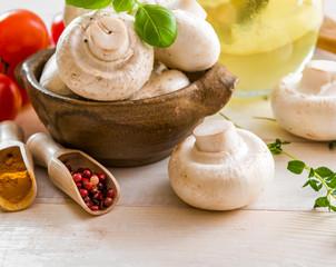 food ingredients for cooking vegetarian food