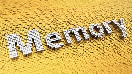 Pixelated Memory