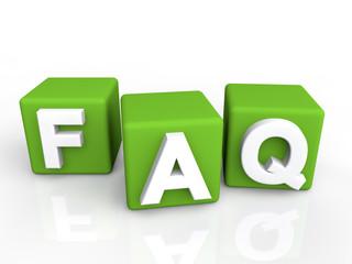 FAQ green cubes