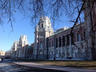 дворец Екатерины II