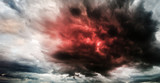 Fantastic sky presages apocalypse - 81178215