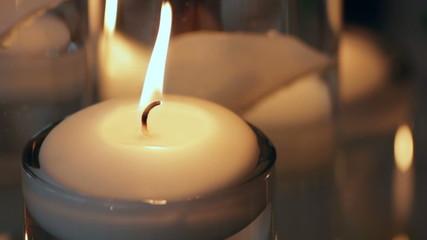 White Candle CU