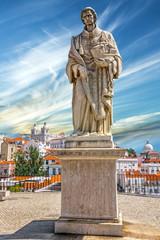 Monument to Vasco da Gama in Lisbon, Portugal