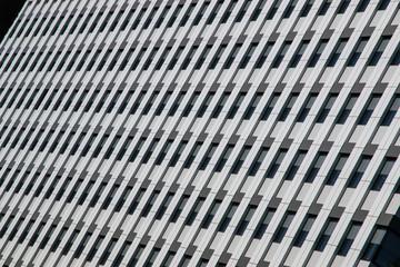 Facciata di un palazzo di uffici