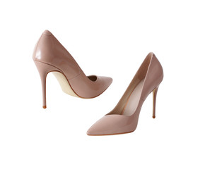 Shoes for a young woman