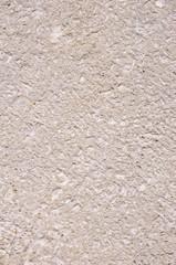 New stone cladding platel closeup
