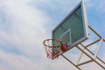 pubic basketball court
