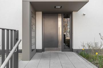Haustür Eingang  © Matthias Buehner