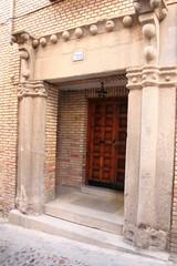 Puerta Casa de Pueblo
